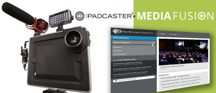 MediaFusion and Padcaster